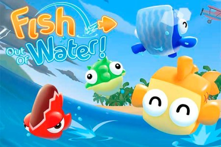 Fish Out Of Water, the latest game from the creators of Fruit Ninja