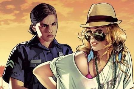 """Lindsay Lohan sues the makers of the video game """"Grand Theft Auto V"""""""