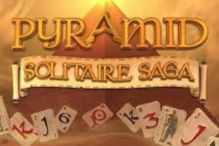 Pyramid Solitaire Saga, the solitary style of Candy Crush Saga