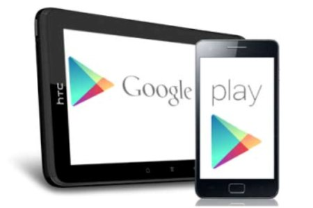 Google Play creates a section with games that do not require Internet