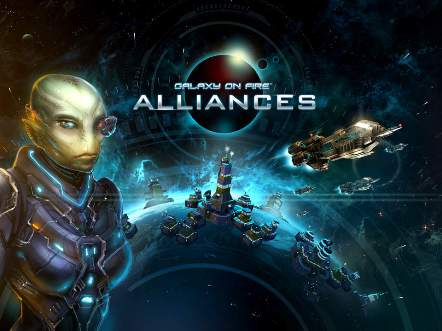 Galaxy on Fire Alliances receives 4 more languages