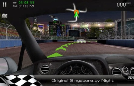 Sports Car Challenge 2 for iPhone, iPad