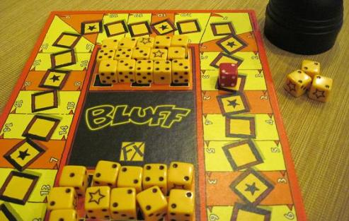 The cool dice game for gamers